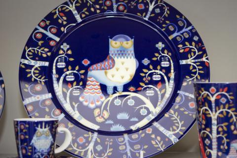 """Taika"" - Dinner Plate - IITTALA Photo"