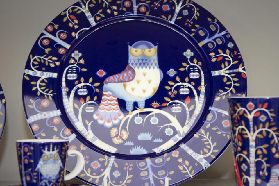 """""""Taika"""" - Dinner Plate - IITTALA Large Photo"""