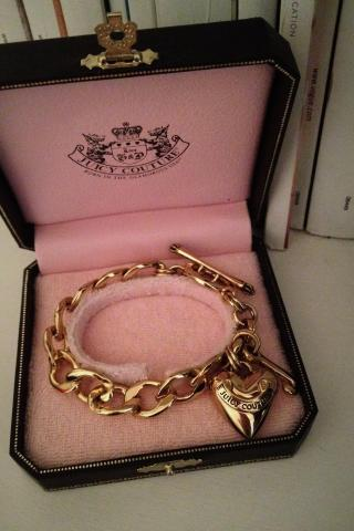 Juicy Couture Gold Bracelet  Photo