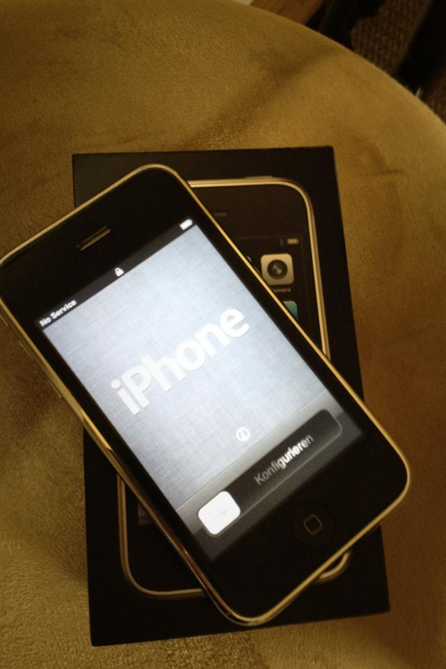 iphone 3gs 32gb black unlocked Photo