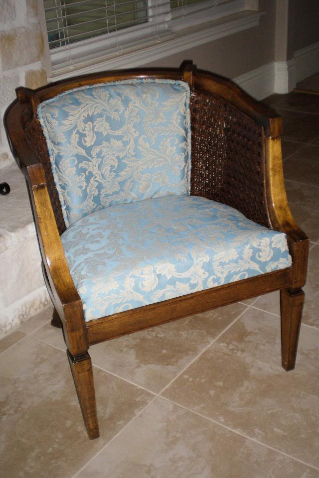 Antique Chair Photo