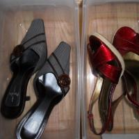 Ladies Designer Shoes sz 7 med Photo