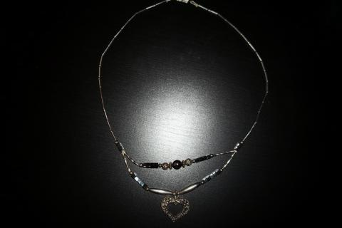 HEART NECLACE Photo