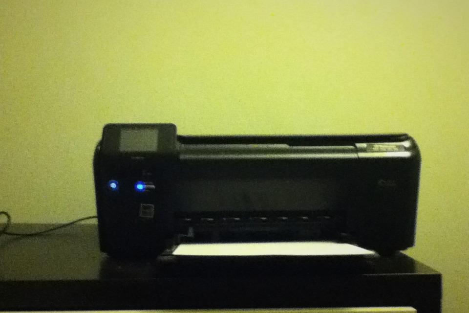 printer Large Photo