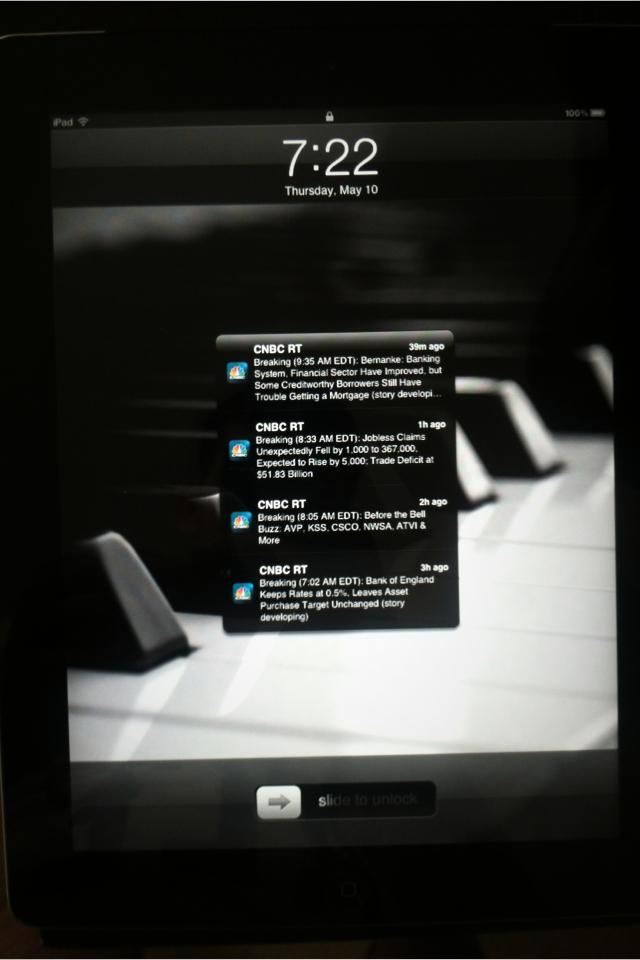 iPad 2 Verizon 3G + wifi 16gb  Photo