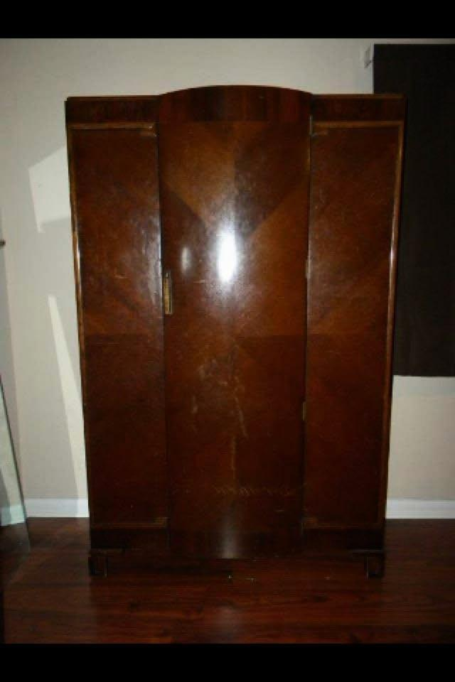 Antique Wardrobe Armoire  Photo