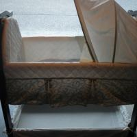Eddie Bauer Rocking Bassinet Photo