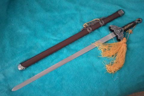 Tai Chi Sword Photo