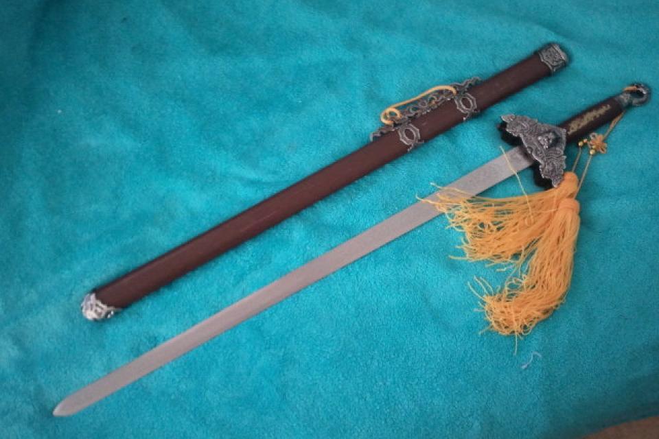 Tai Chi Sword Large Photo