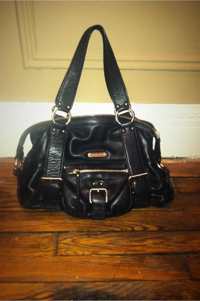 Michael Kors Slouch Soft Leather Satchel Photo