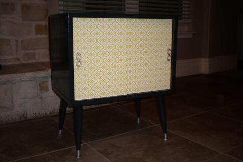 Storage Cabinet Photo