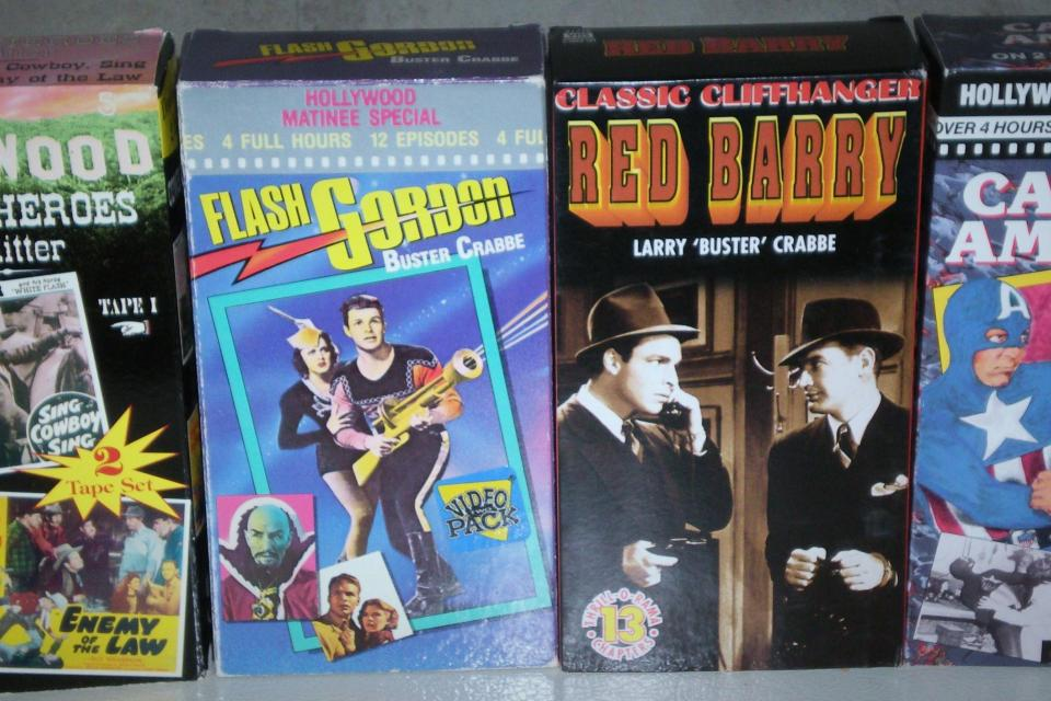 CLASSIC SERIAL MOVIES Large Photo