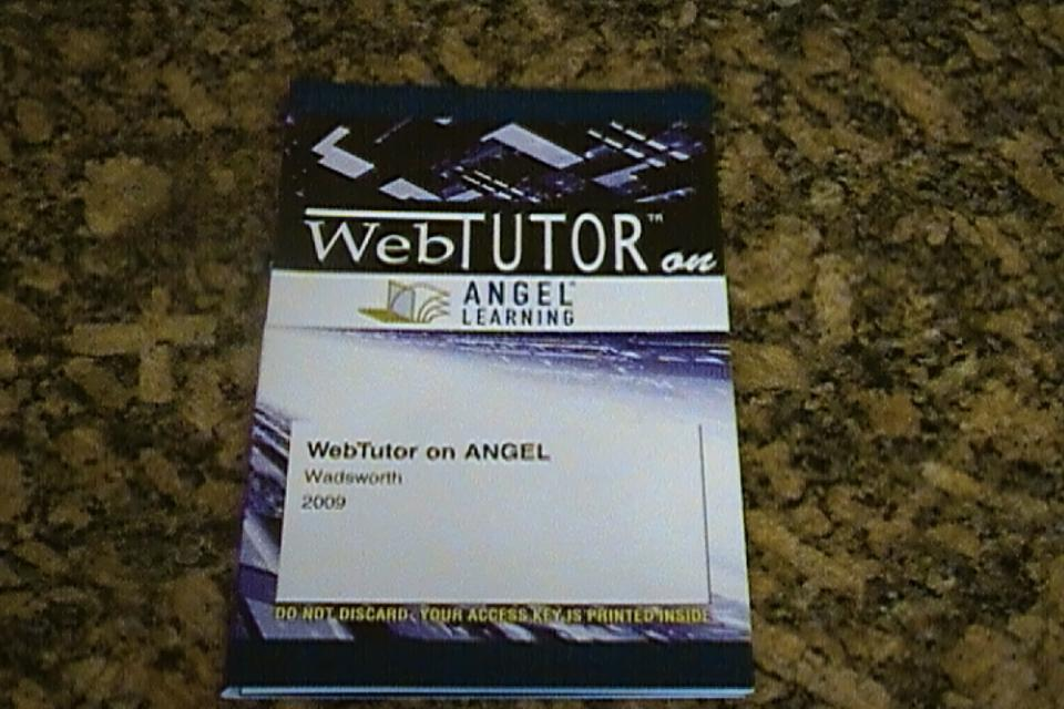 Webtutor College Access CODE Large Photo
