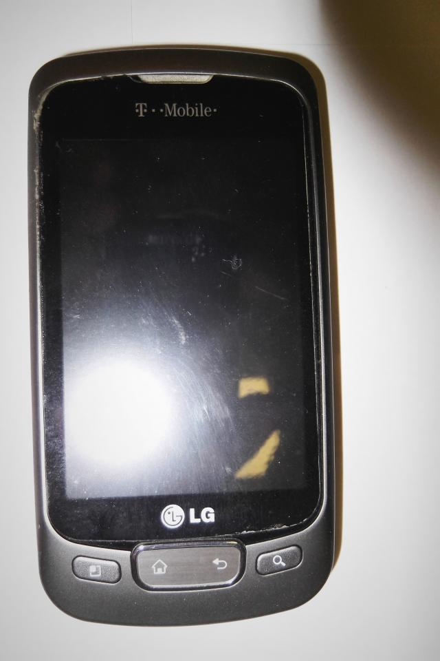 Unlocked LG Optimus T for T-mobile or AT&T Photo