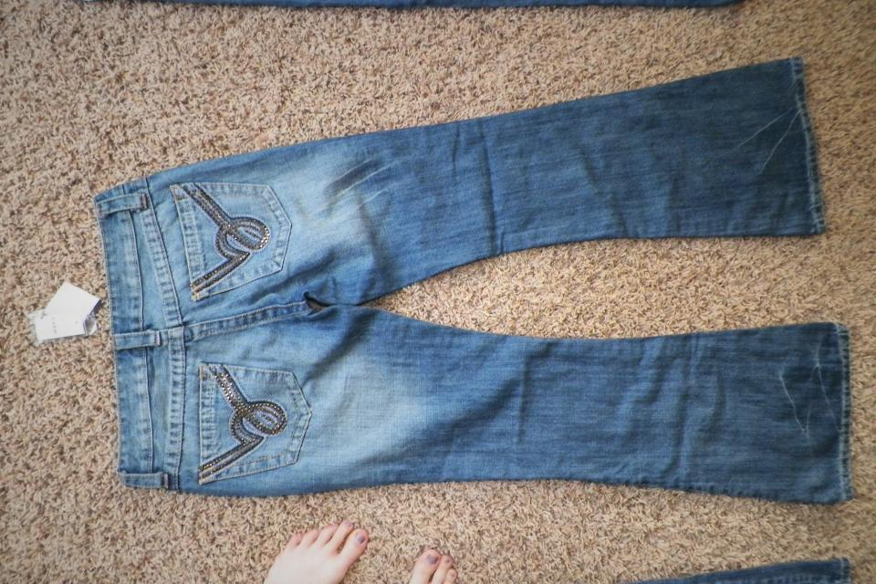 BEBE Jeans BRAND NEW  Large Photo