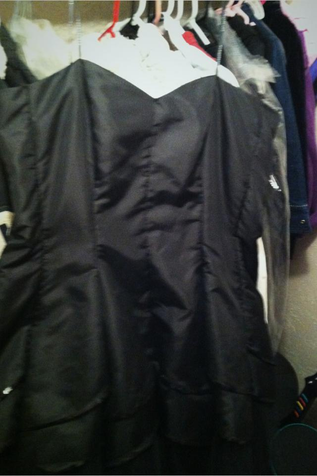 Brand new black dress w/ tags Photo