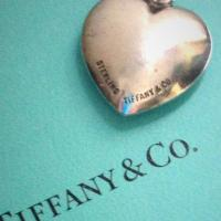 Tiffany & Co Heart Pendant Photo