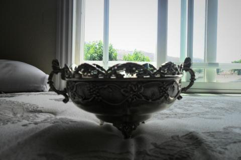 Silver Plated Bowl Photo