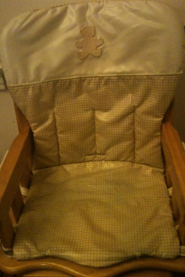 Graco wooden highchair Large Photo