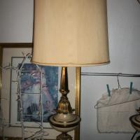 antique lamps Photo