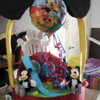 Mickey Clubhouse Pull string Pinata Photo