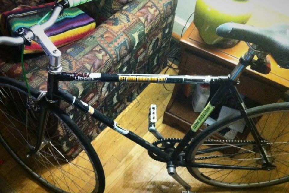Schwinn Madison fixed gear bicycle w/ Phil Wood hubs Large Photo