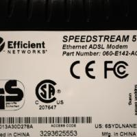 Speedstream Modem Photo