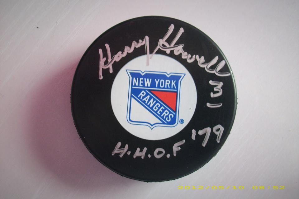HOF Harry Howell