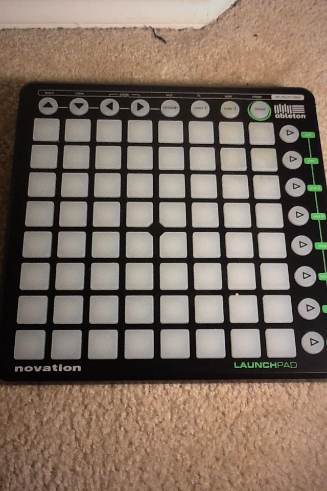 Abelton novation launch pad  Large Photo