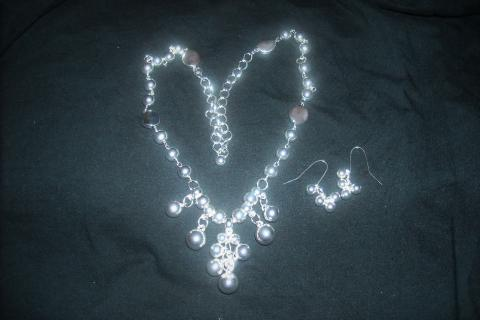 necklace,earring  se