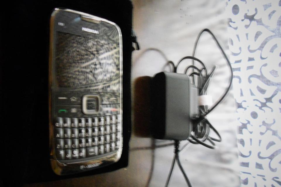 NOKIA E73 Eseries Cell Phone Large Photo