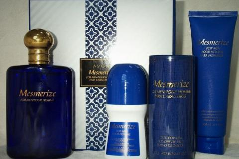 AVON - Mesmerize for Him  -  Gift Set .... Perfect Gift Photo