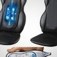 Homedics Quad-Roller Massaging Cushion Photo