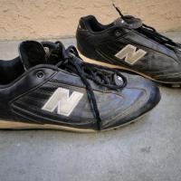 New Balance 700 cleats Photo