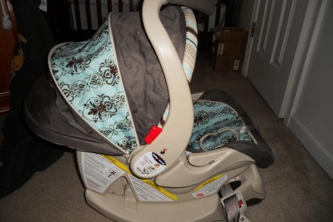 Baby Trend Infant Carseat Photo