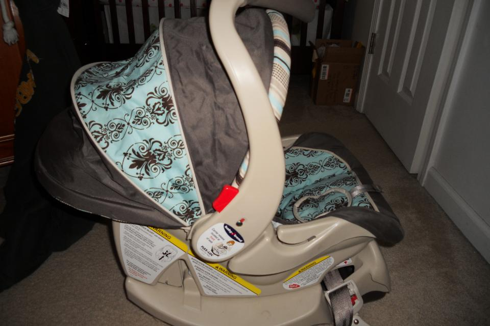 Baby Trend Infant Carseat Large Photo