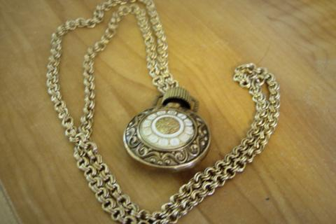 Avon Perfume Necklace Photo