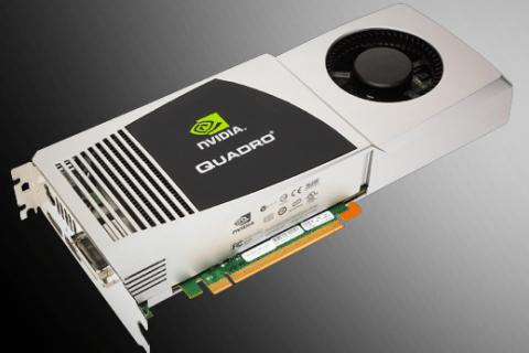 NVidia Quadro FX 4800 Graphics Card Photo