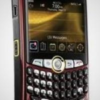 Blackberry 8350i V5 RED Photo