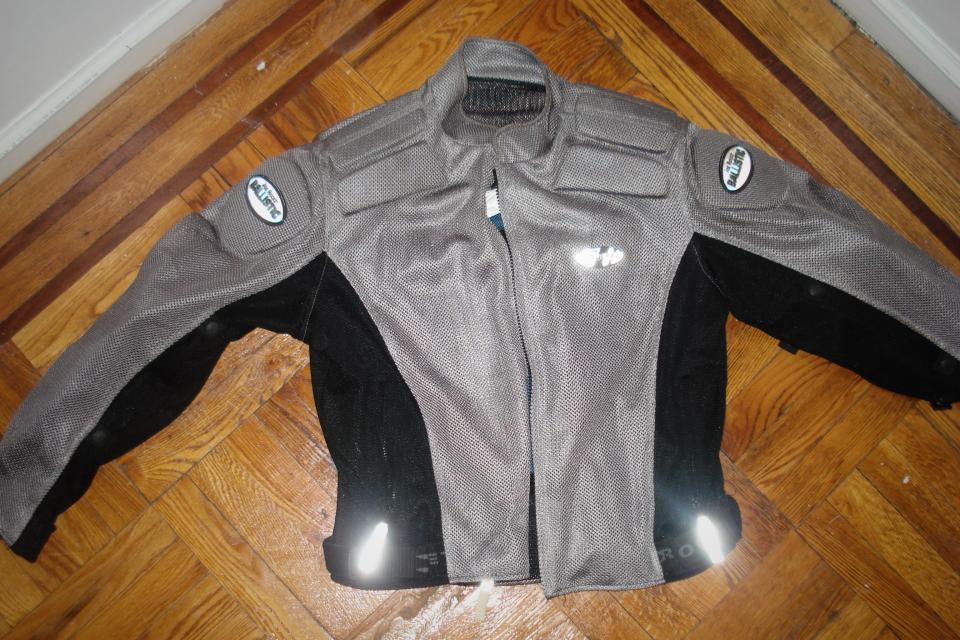Joe Rocket Mesh Motorcycle Jacket Large Photo