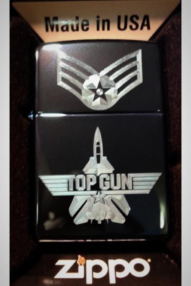 Air Force Zippo