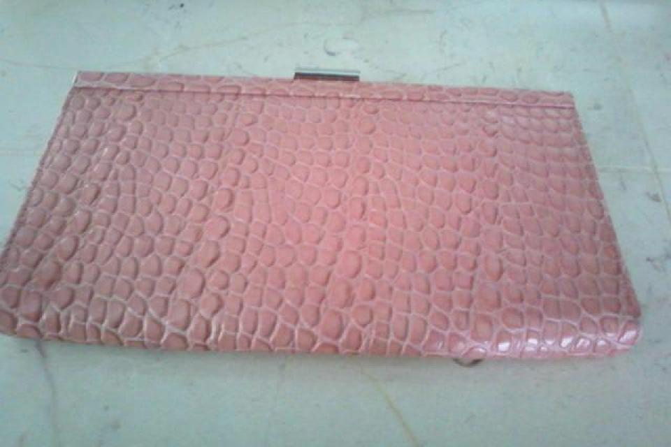 Pink Banana Republic wallet Large Photo
