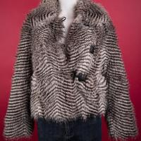 Rachel Zoe Faux Fur Jacket Photo