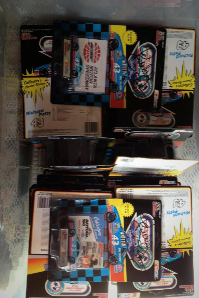 Richard Petty 1992 Fan Appreciation Tour Complete Set Large Photo