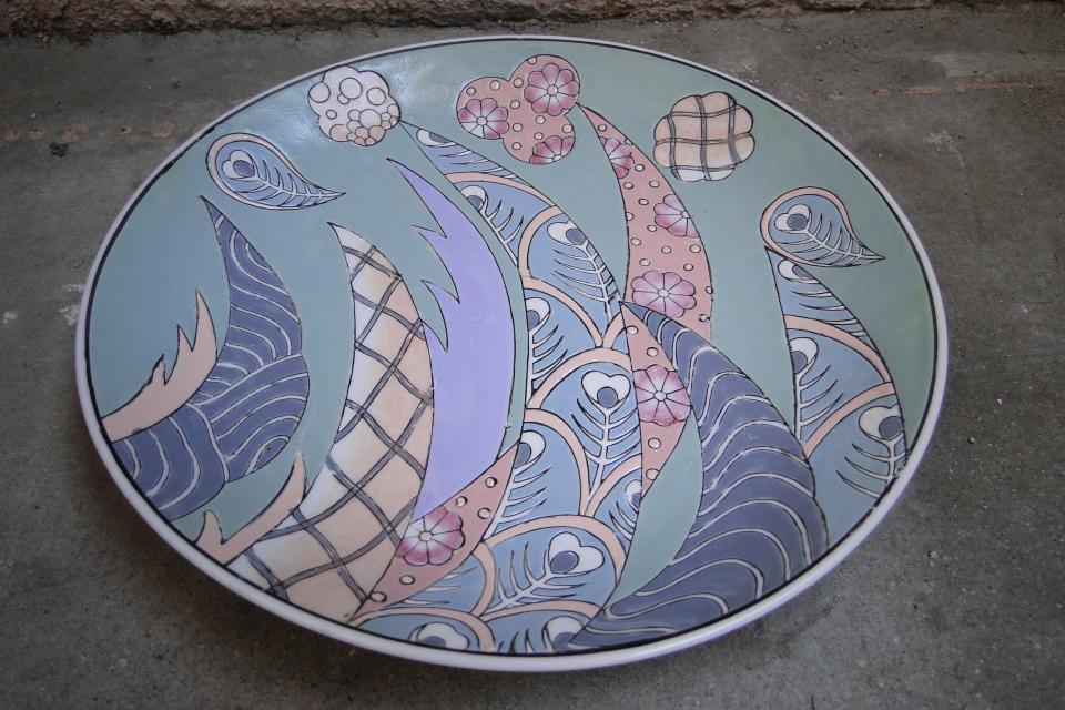 Decorative Plate Large Photo