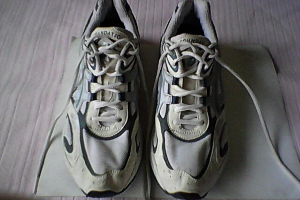 DuoMax (Gel Foundation), Cross Trainer & Running Shoe, Sports Wear, Athletic Apparel Large Photo