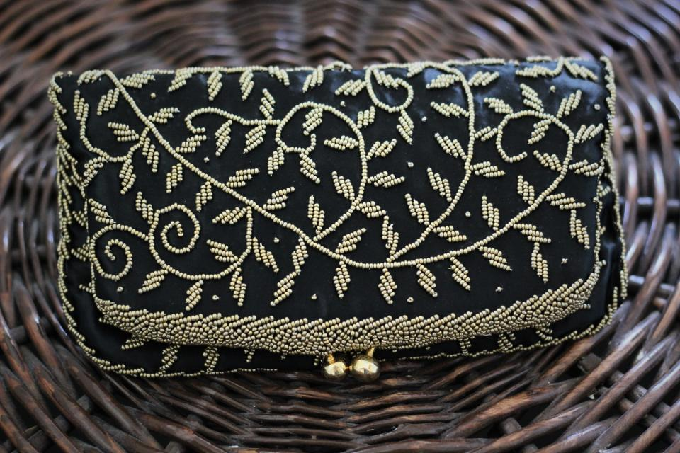 Beaded Evening Clutch Large Photo