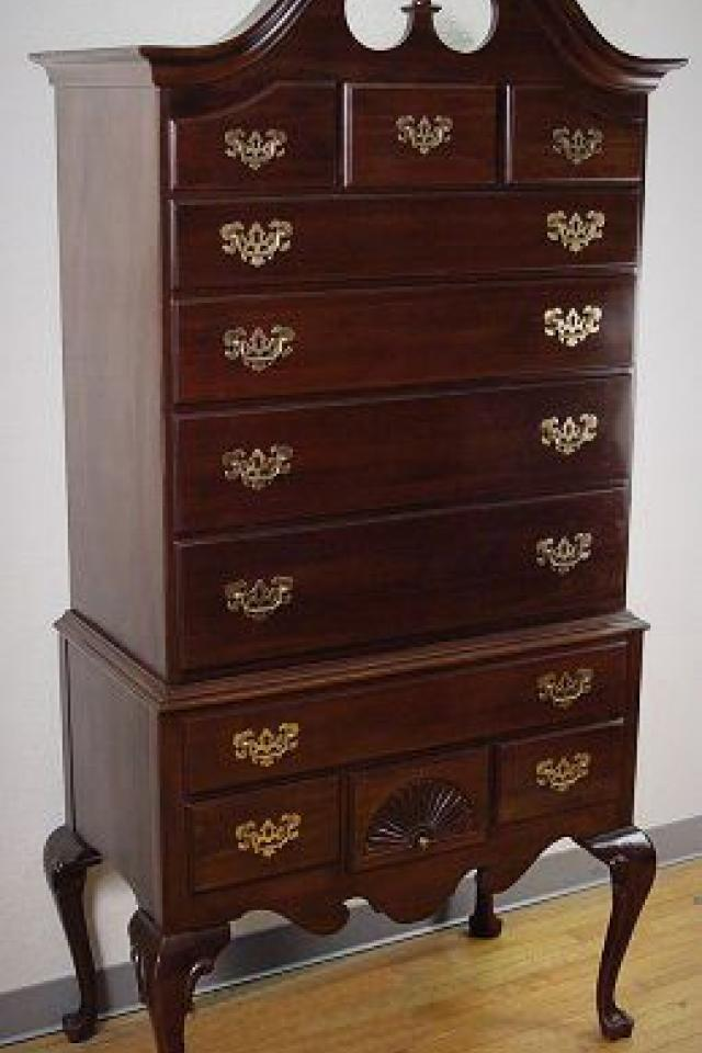 Highboy Dresser Photo