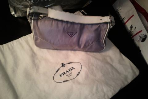 FREE Limited Addition Authentic Prada Bag Photo