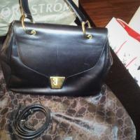 Black Leather Classic Gucci Photo